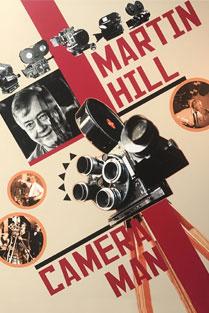 Martin Hill Camera Man
