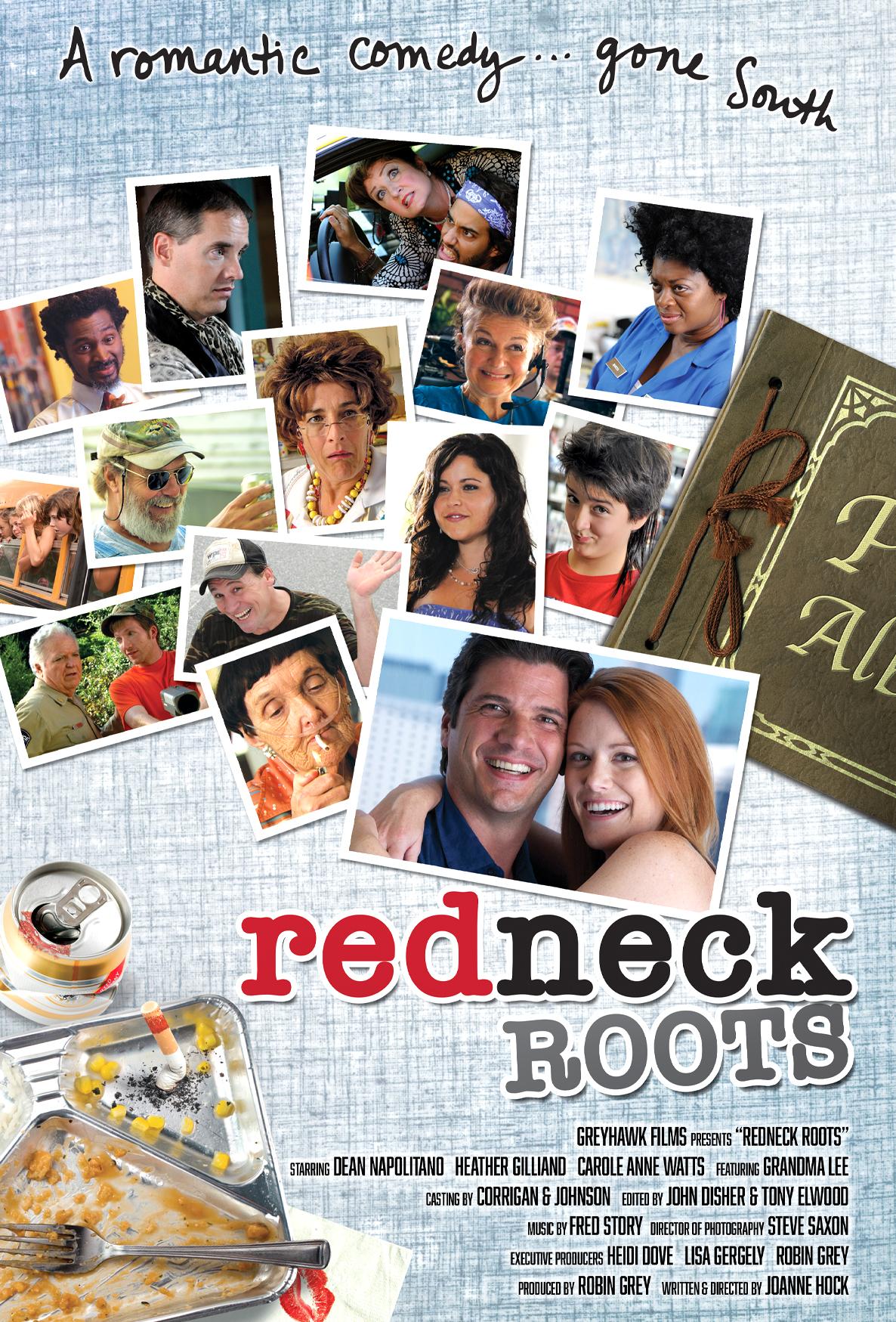 Joanne Hock, Joanne Hock Films, Director, Redneck Roots, Comedy, Southern Comedy, Redneck Humor