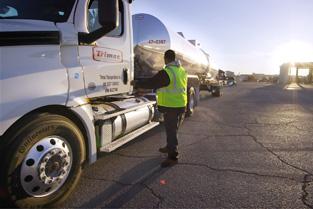 Joanne Hock, Freightliner Trimac